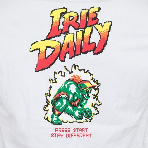 Iriedaily T-Shirt Iriefighter weiß