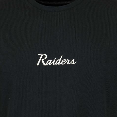 New Era T-Shirt NFL Super Bowl Raiders schwarz