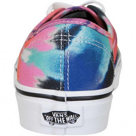 Vans Damen-Sneaker Authentic Tie Dye multi/weiß