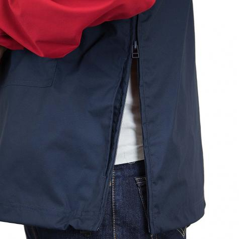 Mazine Windbreaker Creeton rot/dunkelblau