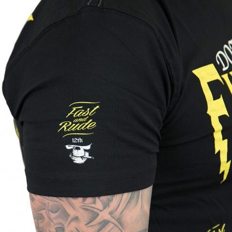 Yakuza Premium T-Shirt 2413 schwarz