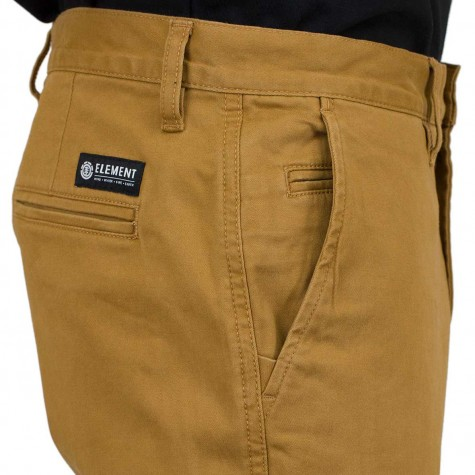 Element Hose Howland Classic rust brown