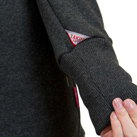 Yakuza Premium Damen-Hoodie 2245 schwarz