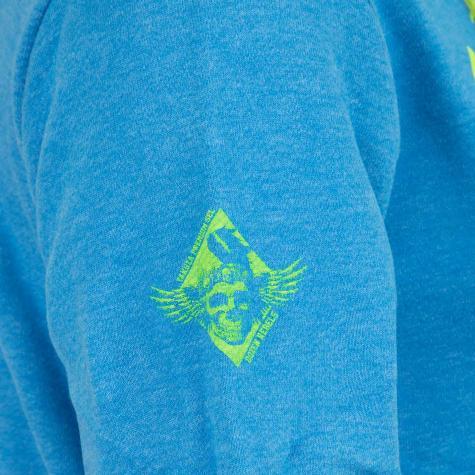 Yakuza Premium Damen Hoody 2440 blau