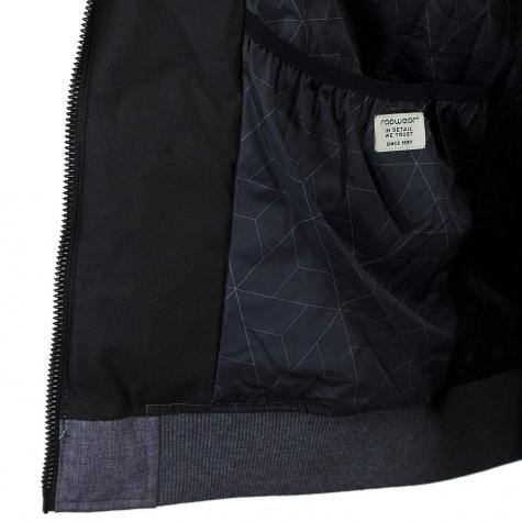 Ragwear Übergangsjacke Wings schwarz