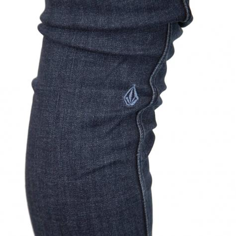 Volcom Jeans 2x4 vintage blau