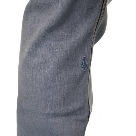 Volcom Jeans Solver grau vintage