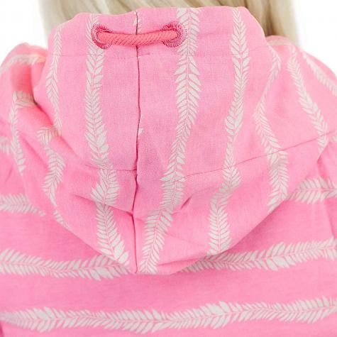 Ragwear Damen-Hoody Yoda Stripes pink