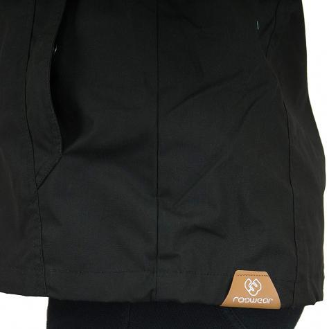 Ragwear Damen-Jacke Lynx Block schwarz