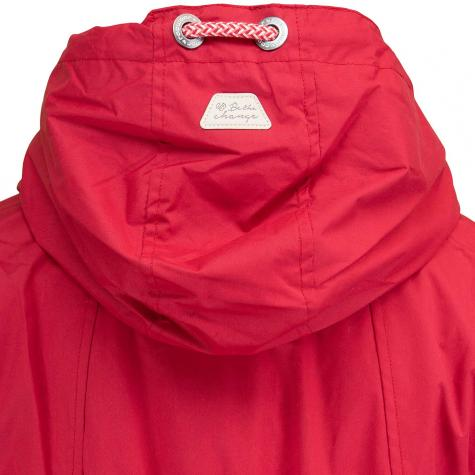 Ragwear Damen Jacke Zuzka rot
