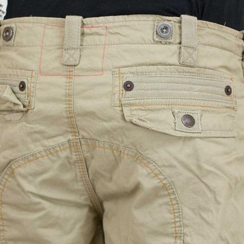 Alpha Industries Terminal Shorts beige