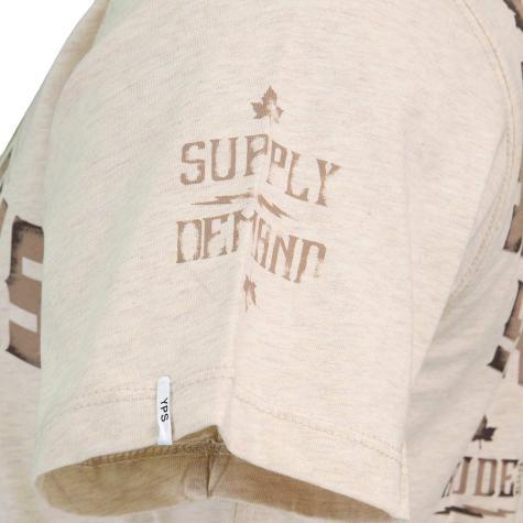 Yakuza Premium T-Shirt 2906 beige