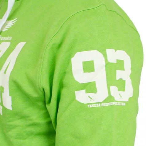 Yakuza Hoody 2063 grün