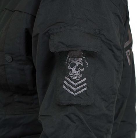 Yakuza Premium Winterjacke 2360 schwarz