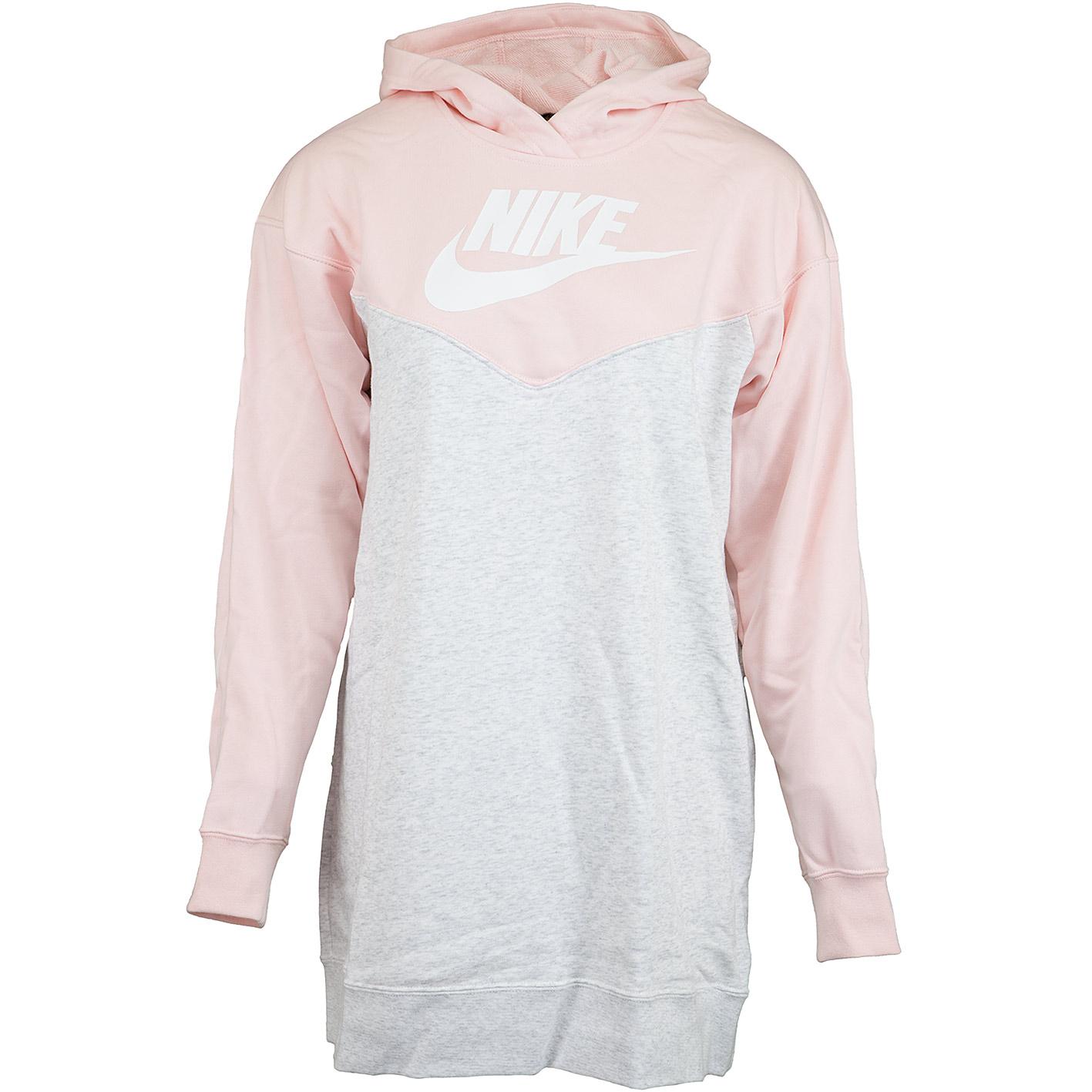 nike kleid rosa