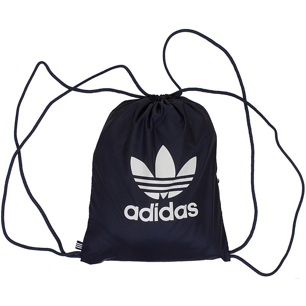 566fd7541a ☆ Adidas Originals Gym Bag Trefoil dunkelblau - hier bestellen!