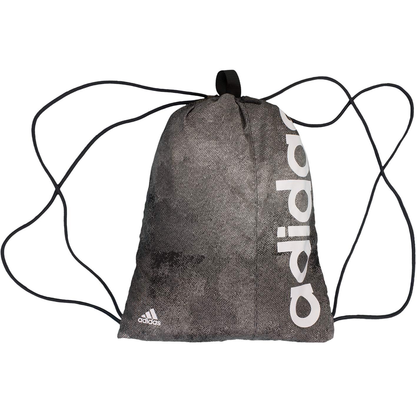 e9a5948add ☆ Adidas Originals Gym Bag Linear Performance Gym grau - hier ...