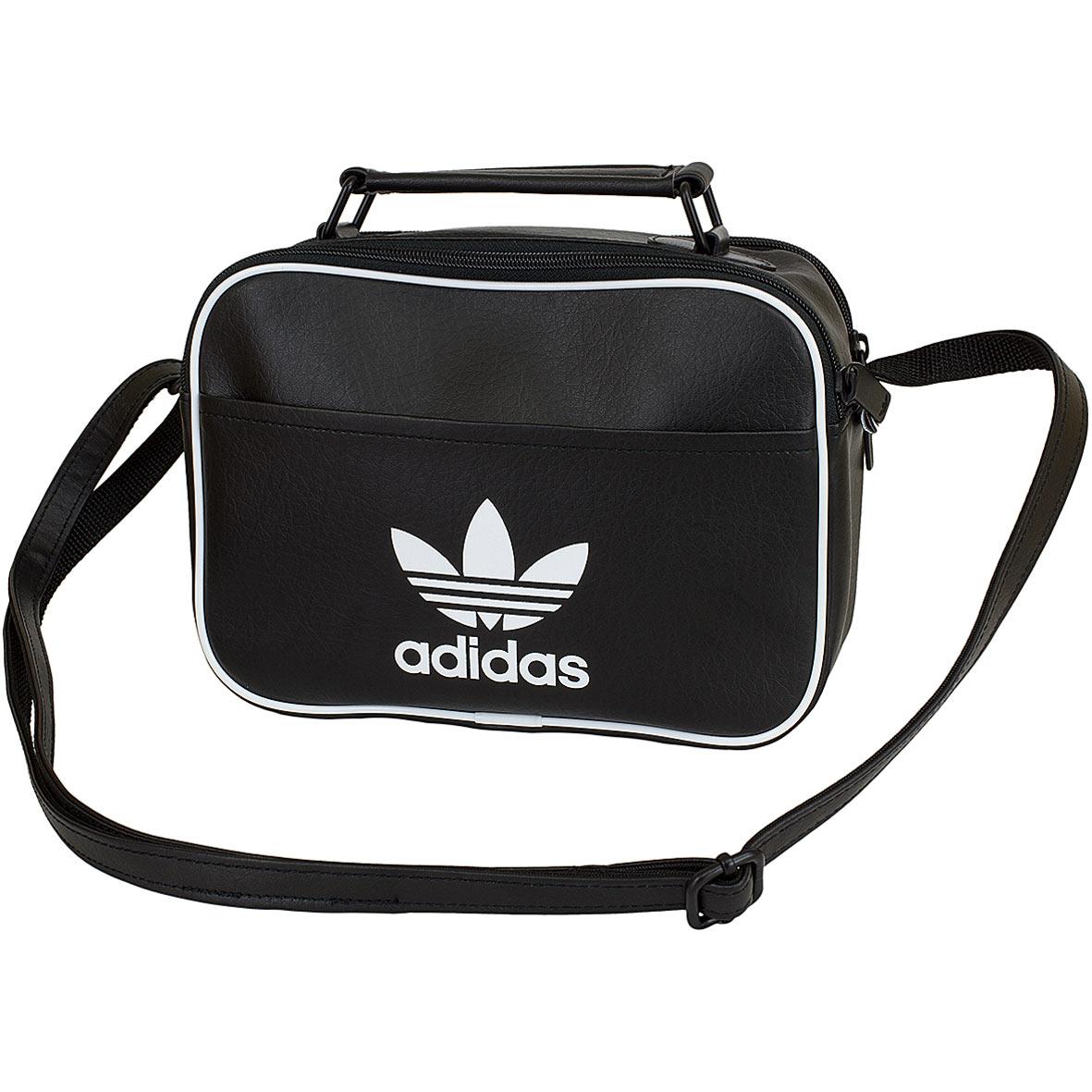 ☆ Adidas Originals Tasche Mini Airline AC CL schwarz hier