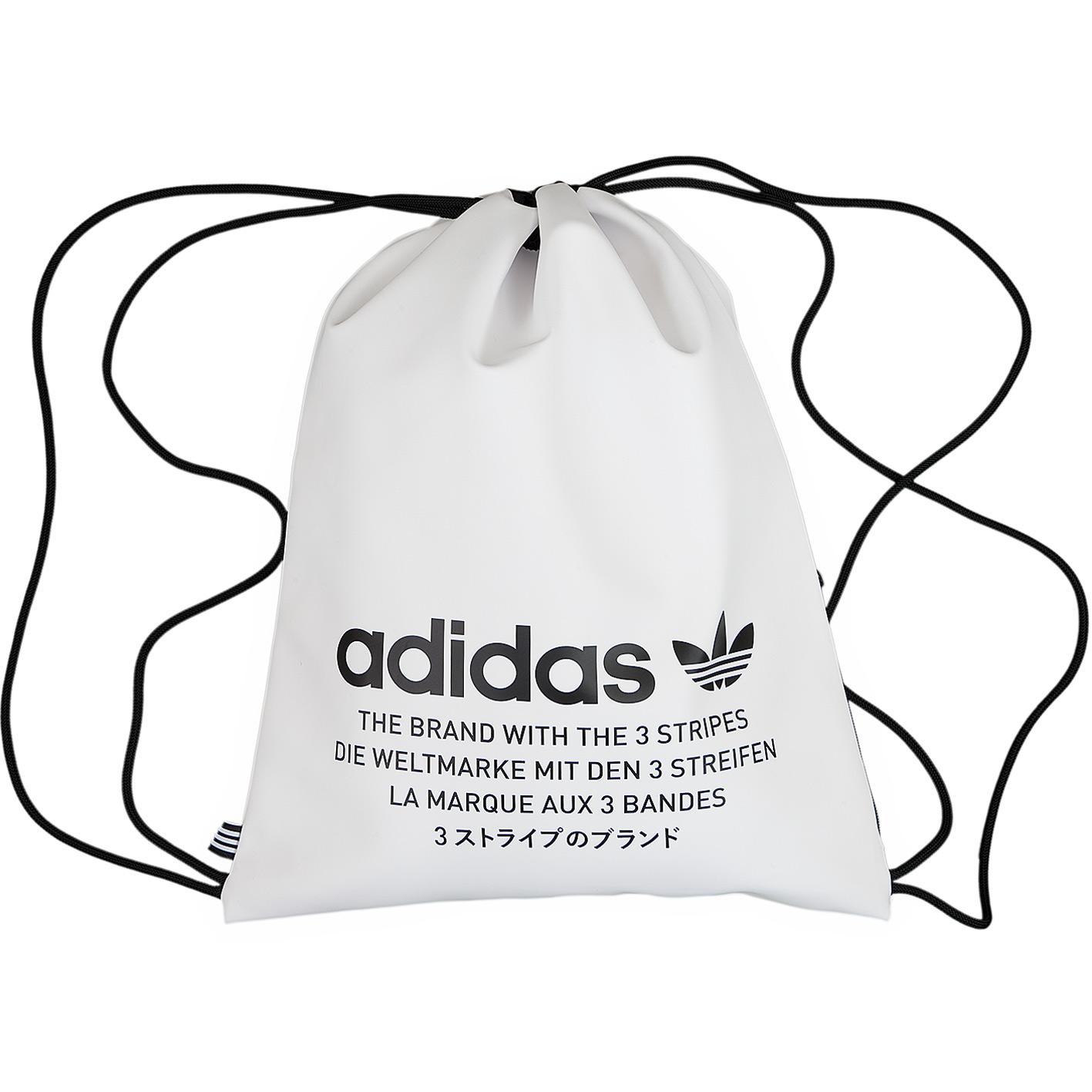 a83fc4f89d ☆ Adidas Originals Gym Bag NMD Gymsack weiß - hier bestellen!