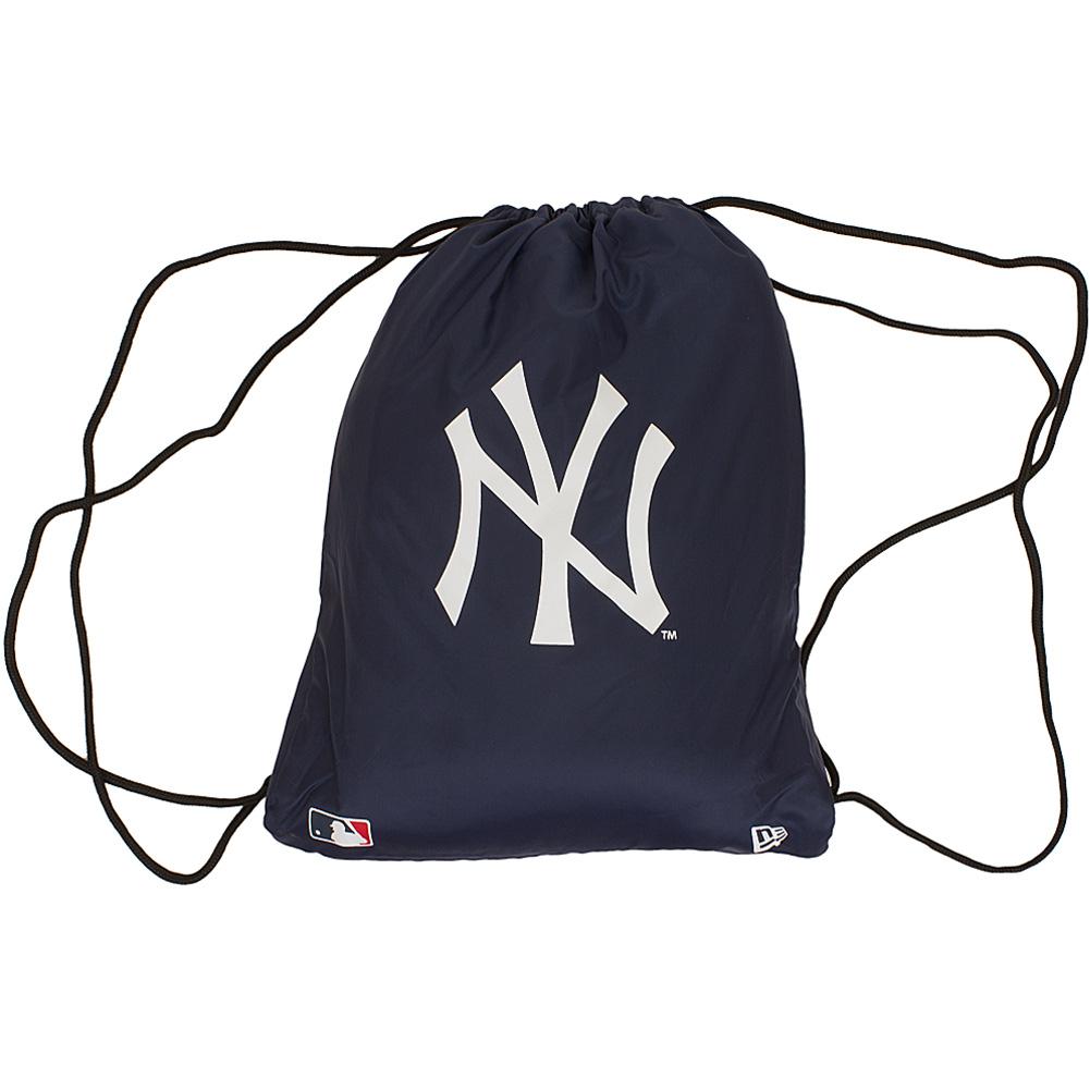 New Era Gym Bag MLB NY Yankees Dunkelblau Weiss