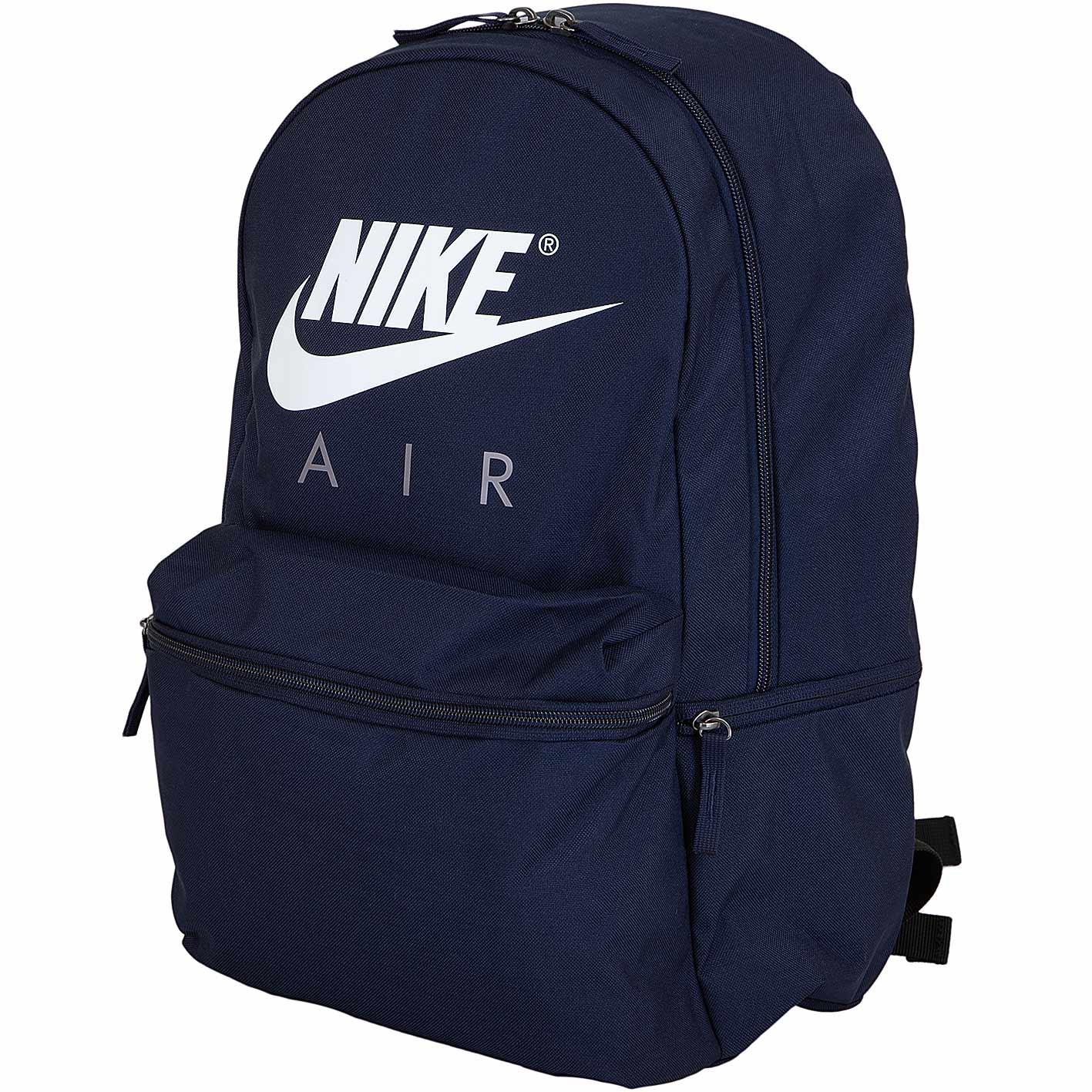 nice shoes wholesale online best selling ☆ Nike Rucksack Air dunkelblau/weiß - hier bestellen!