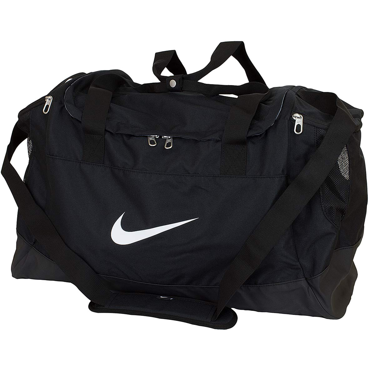 nike tasche club team duffel large schwarz wei hier. Black Bedroom Furniture Sets. Home Design Ideas