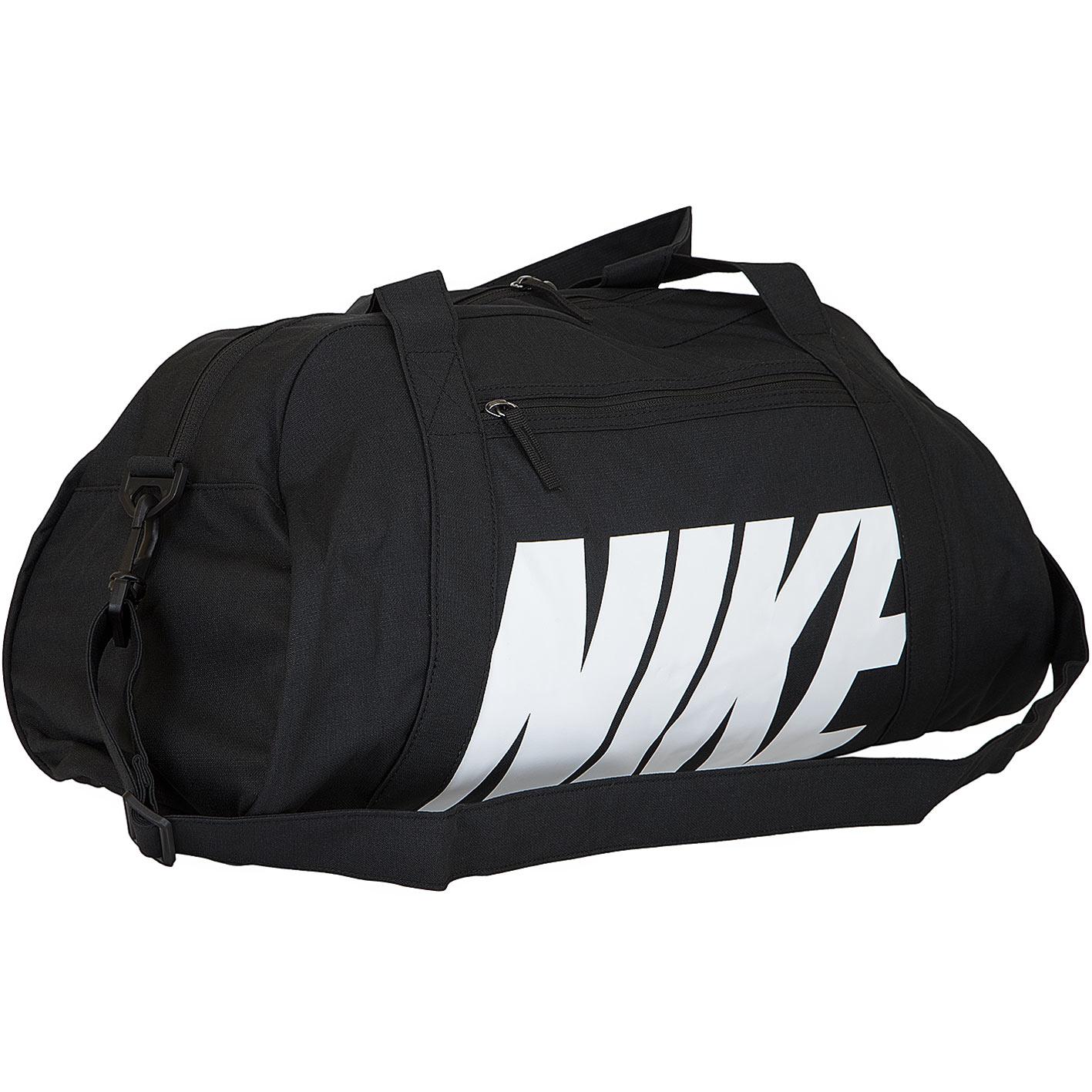 Nike Tasche Gym Club Training Duffel schwarzweiß