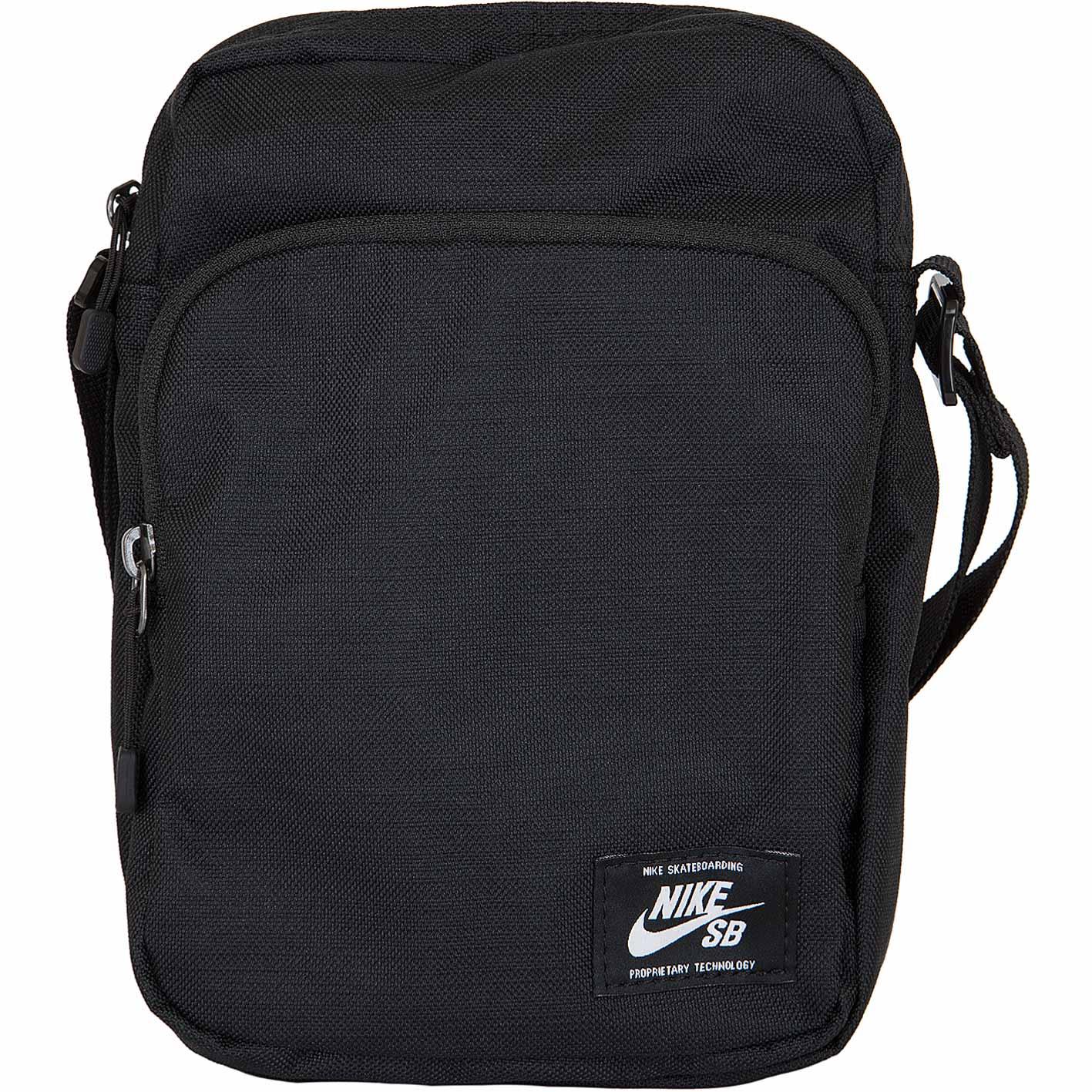 12500bf968e2c ☆ Nike Mini Tasche SB Heritage schwarz weiß - hier bestellen!