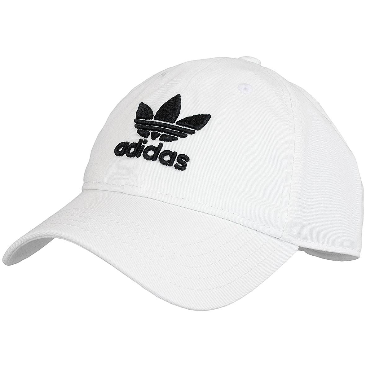 ☆ Adidas Originals Snapback Cap Trefoil weiß hier bestellen!