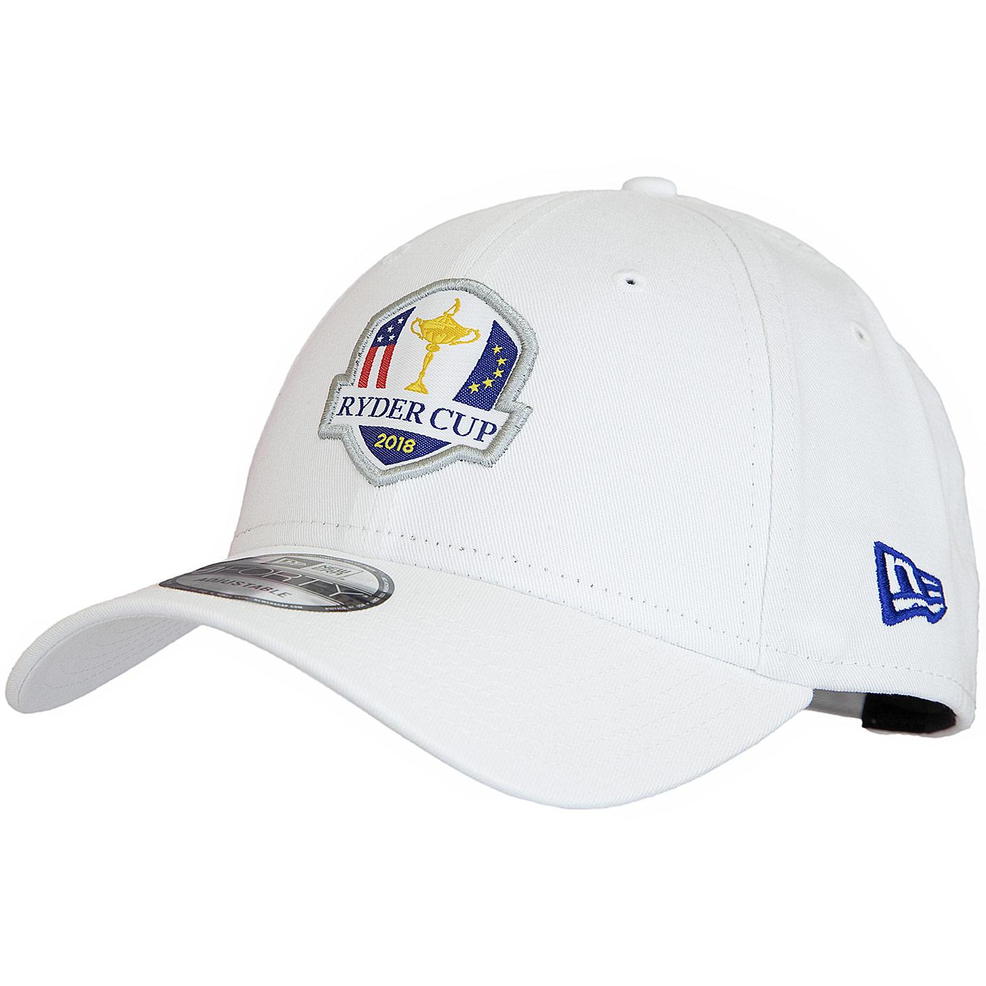 1ce8da36a05d2 ☆ New Era 9Forty Snapback Cap Essential Ryder Cup weiß - hier ...