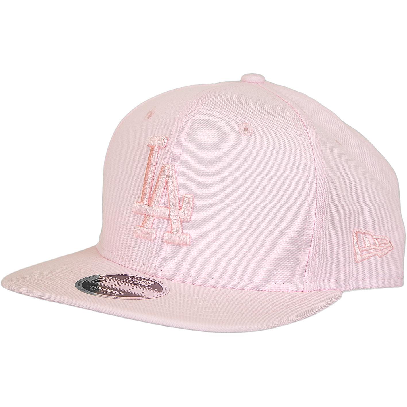 bd8a5a10ed0171 ☆ New Era 9Fifty Snapback Cap Oxford L.A.Dodgers pink - hier bestellen!