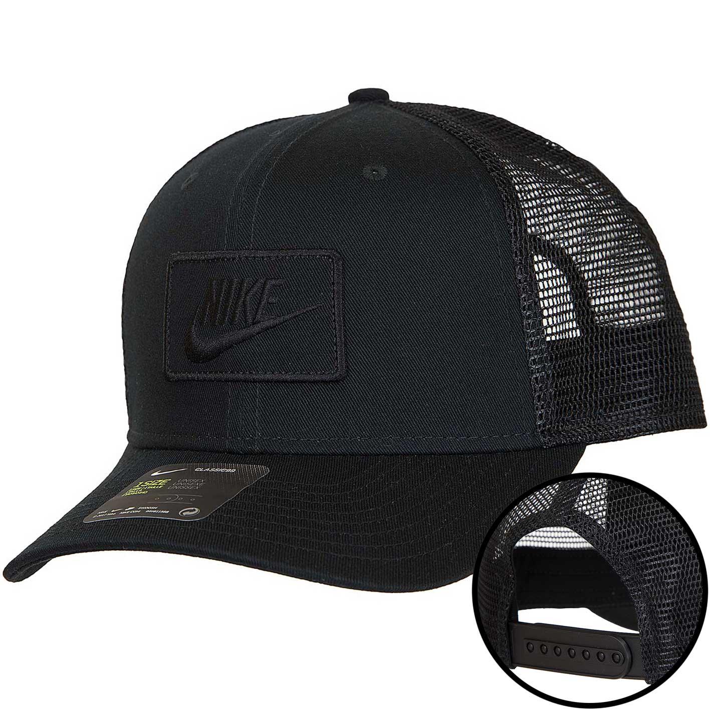 6f40801930657 ☆ Nike Trucker Cap Classic99 schwarz - hier bestellen!