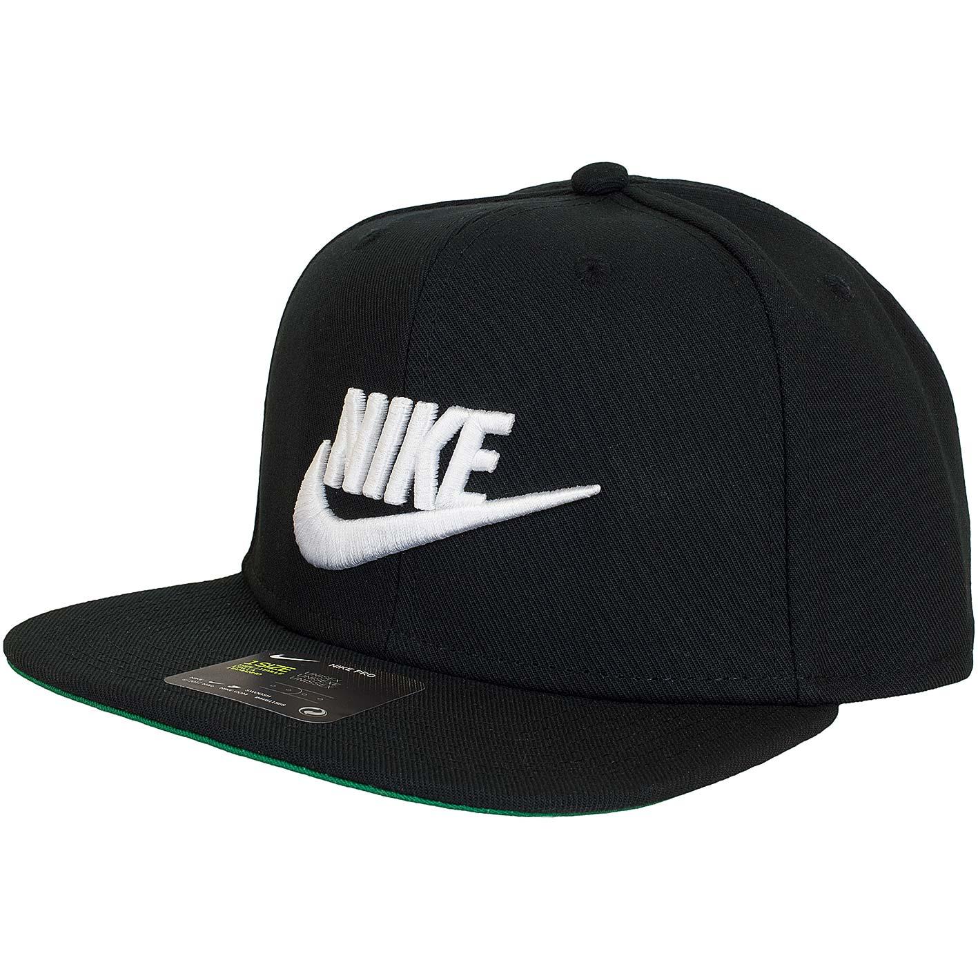 95656b108d6e0 ... cheapest nike snapback cap futura pro schwarz weiß 20655 b4831