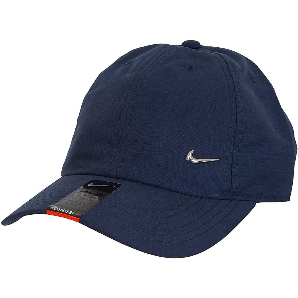 3edfc922c6d ☆ Nike Metal Swoosh Heritage 86 Cap obsidian - hier bestellen!