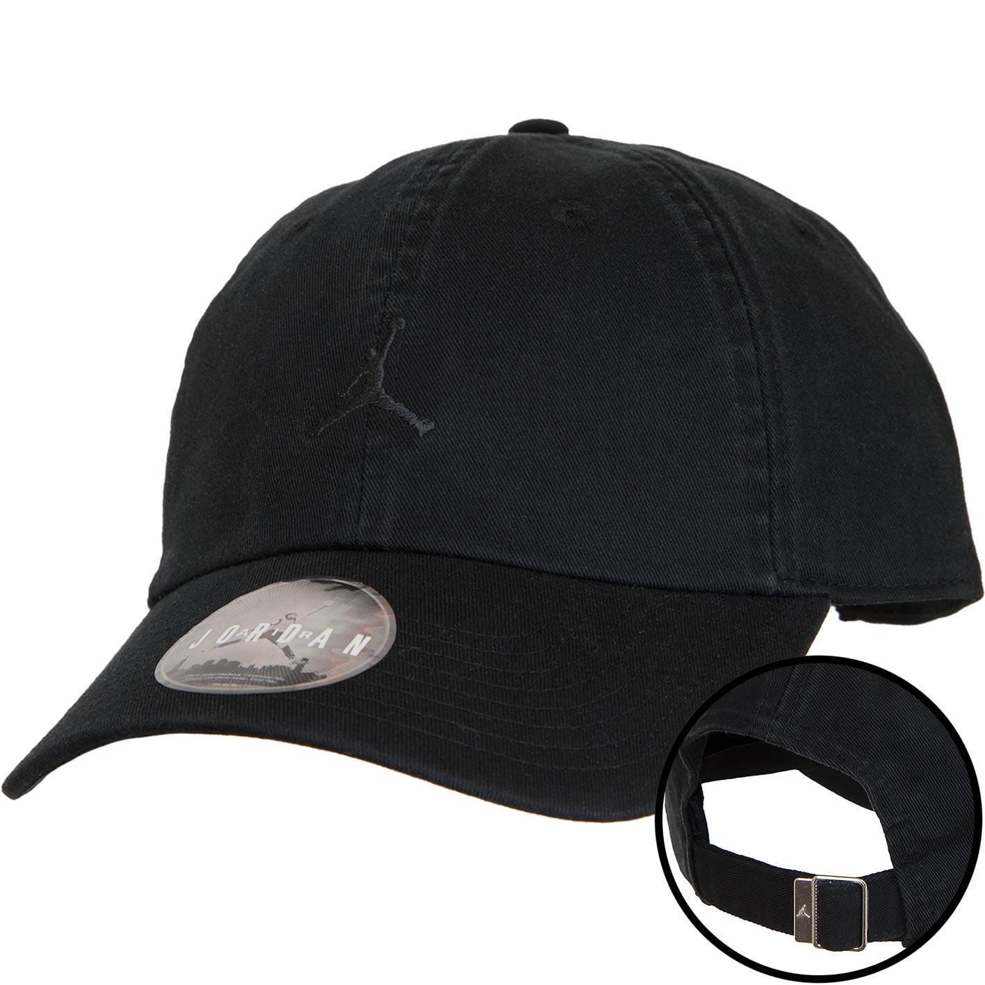 cute buy online first rate Nike Snapback Cap Jordan Jumpman H86 Floppy schwarz