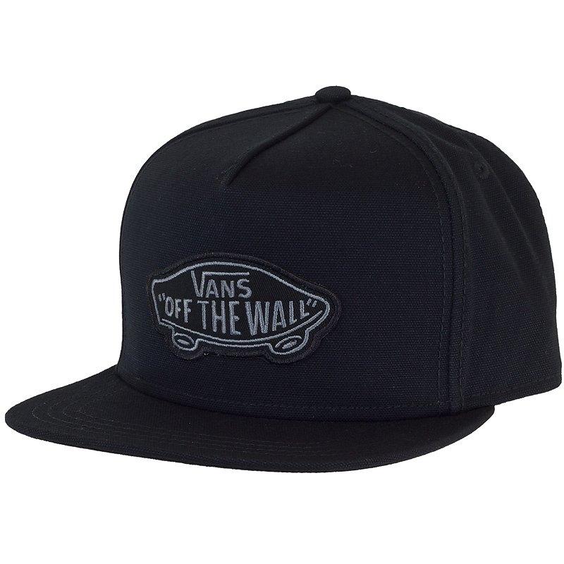 vans mütze schwarz