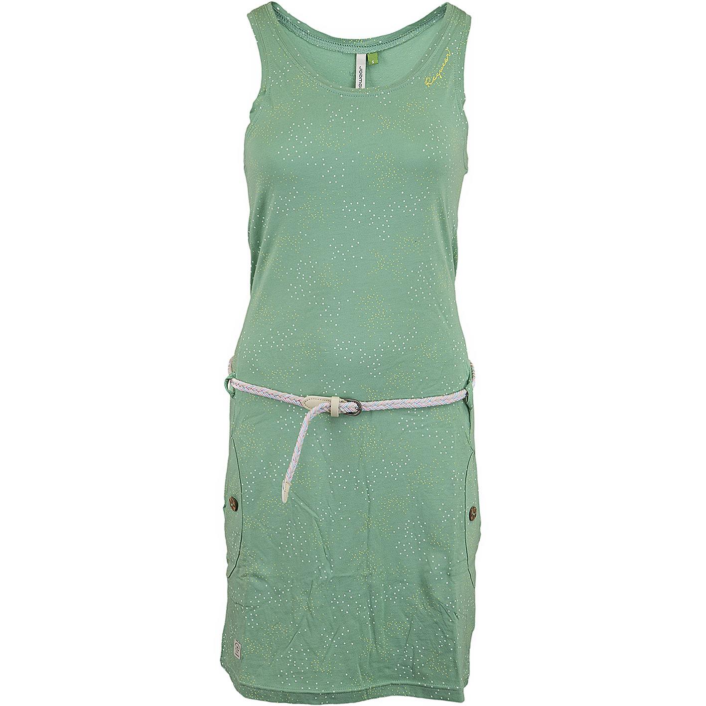 Ragwear Kleid Kesy A Organic grün - hier bestellen!