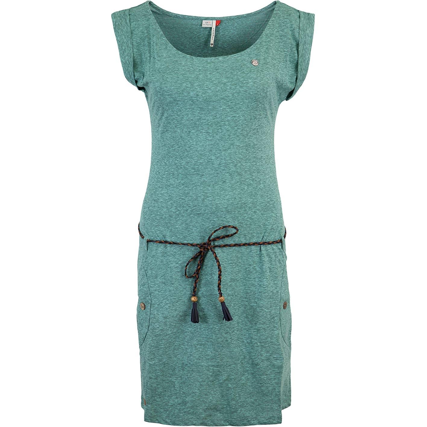 Ragwear Tag Damen Kleid Grun Hier Bestellen