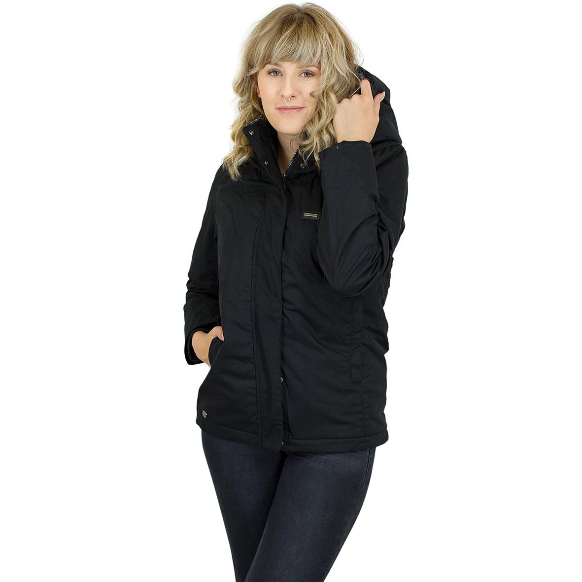75fe04391718ed ☆ Mazine Damen Winterjacke Kimberley schwarz - hier bestellen!