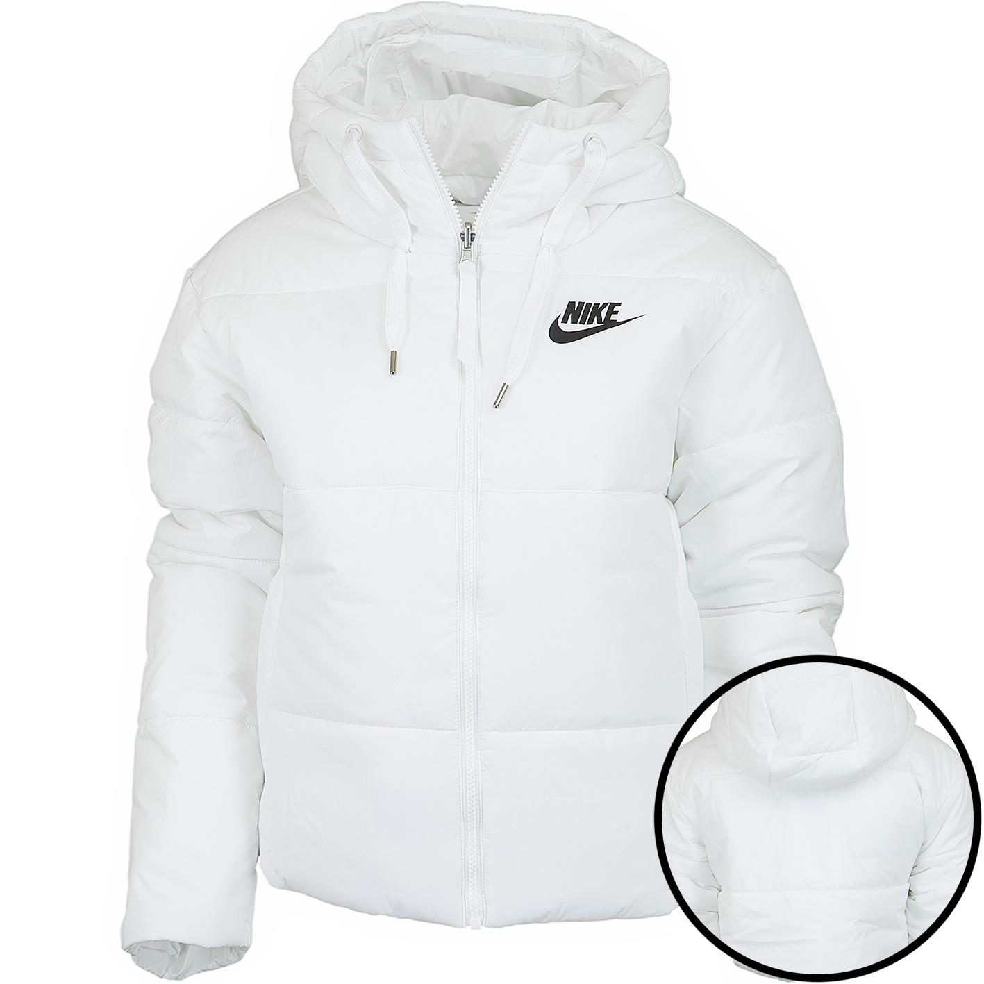 ☆ Nike Damen Jacke Syn Fill Rev weiß/schwarz - hier bestellen!