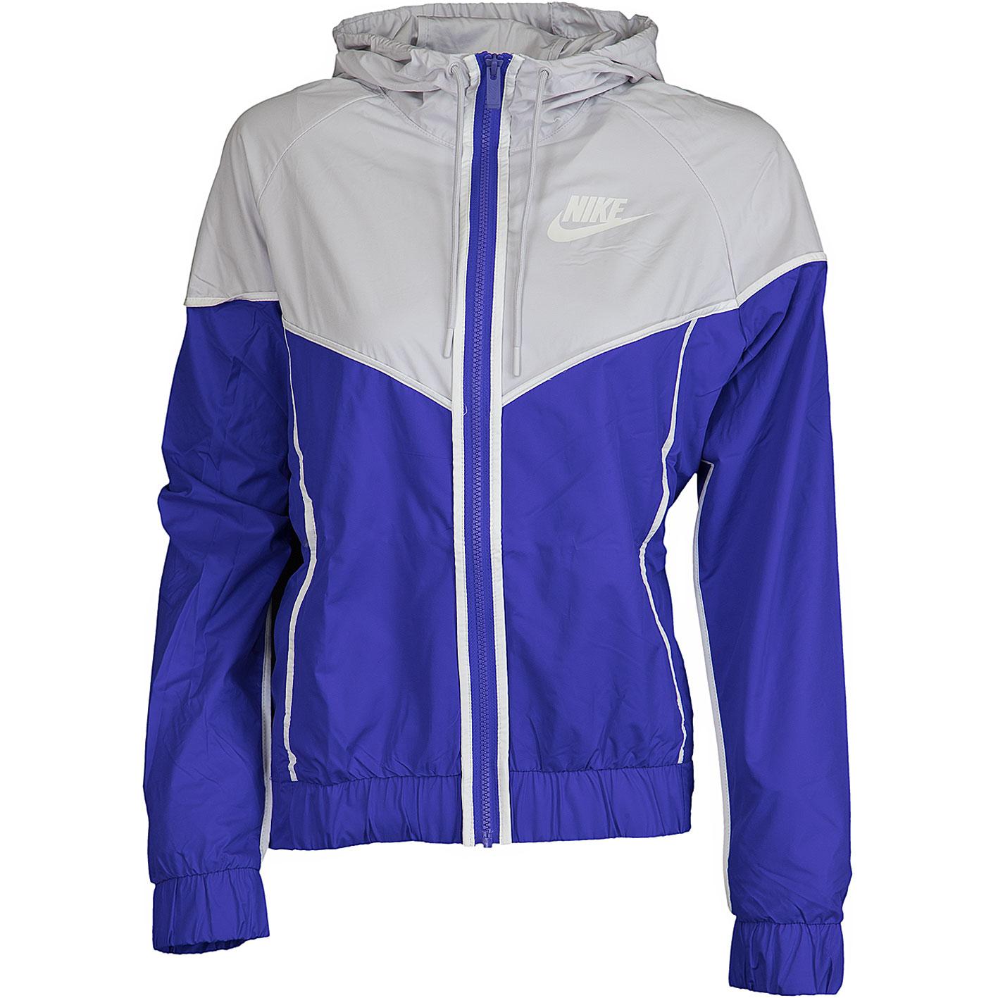 34245f80f9d78 ☆ Nike Damen Jacke Windrunner violett grau - hier bestellen!