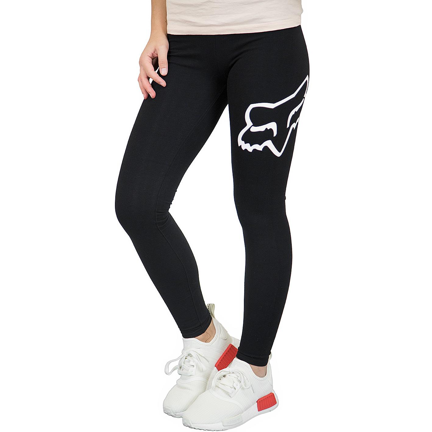fox leggings enduration schwarz wei hier bestellen. Black Bedroom Furniture Sets. Home Design Ideas