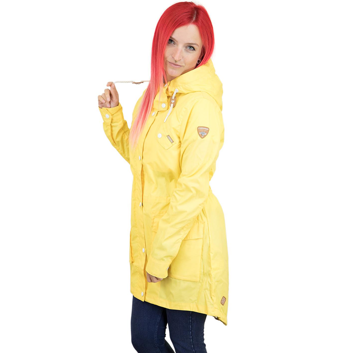 Ragwear jacke damen gelb