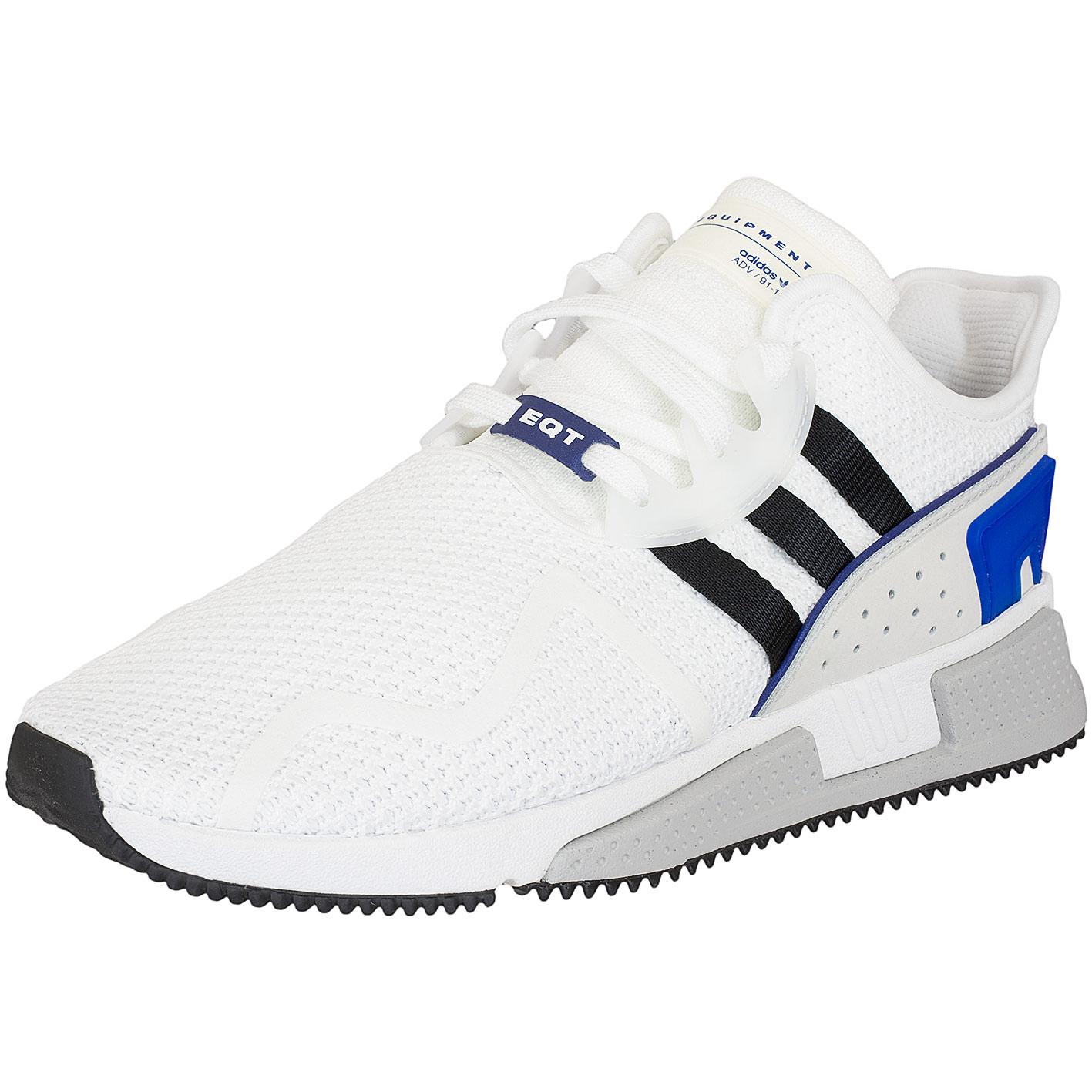 Adidas Originals Sneaker Equipment Cushion ADV weißschwarzblau