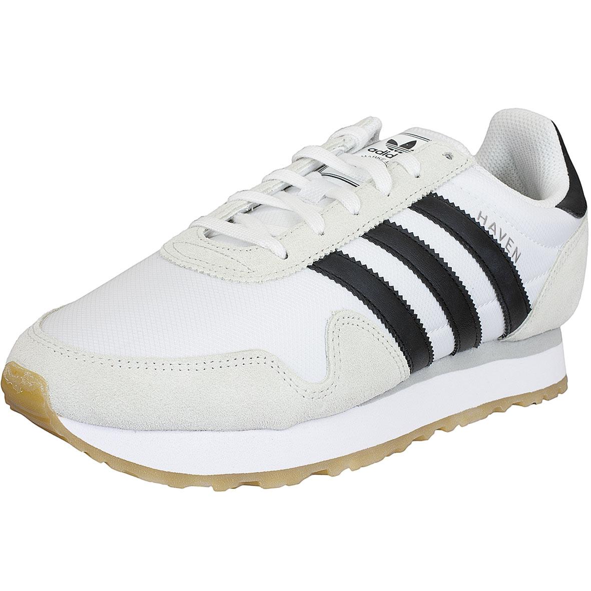 ☆ Adidas Originals Damen Sneaker Haven weißschwarz hier