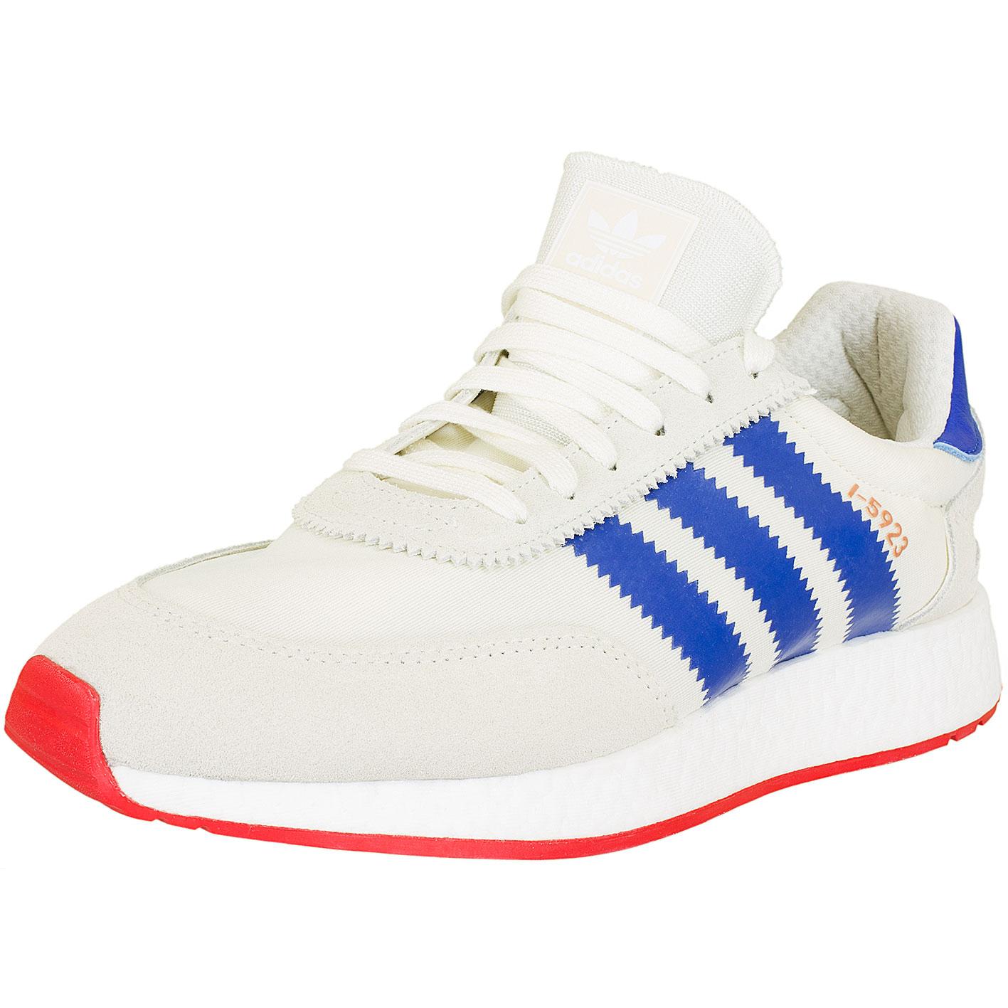 ☆ Adidas Originals Sneaker I 5923 weißblaurot hier