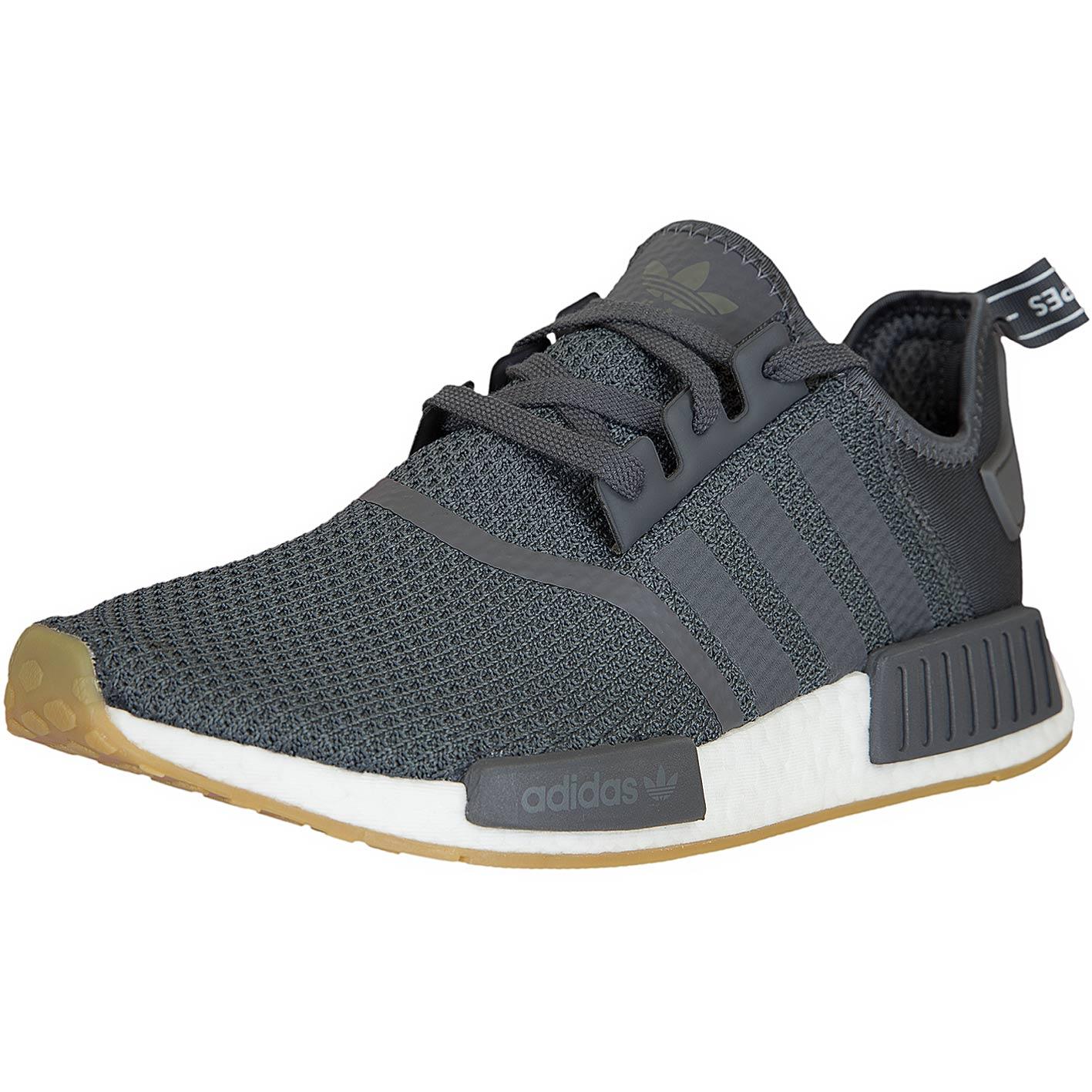 adidas nmd sneaker grau