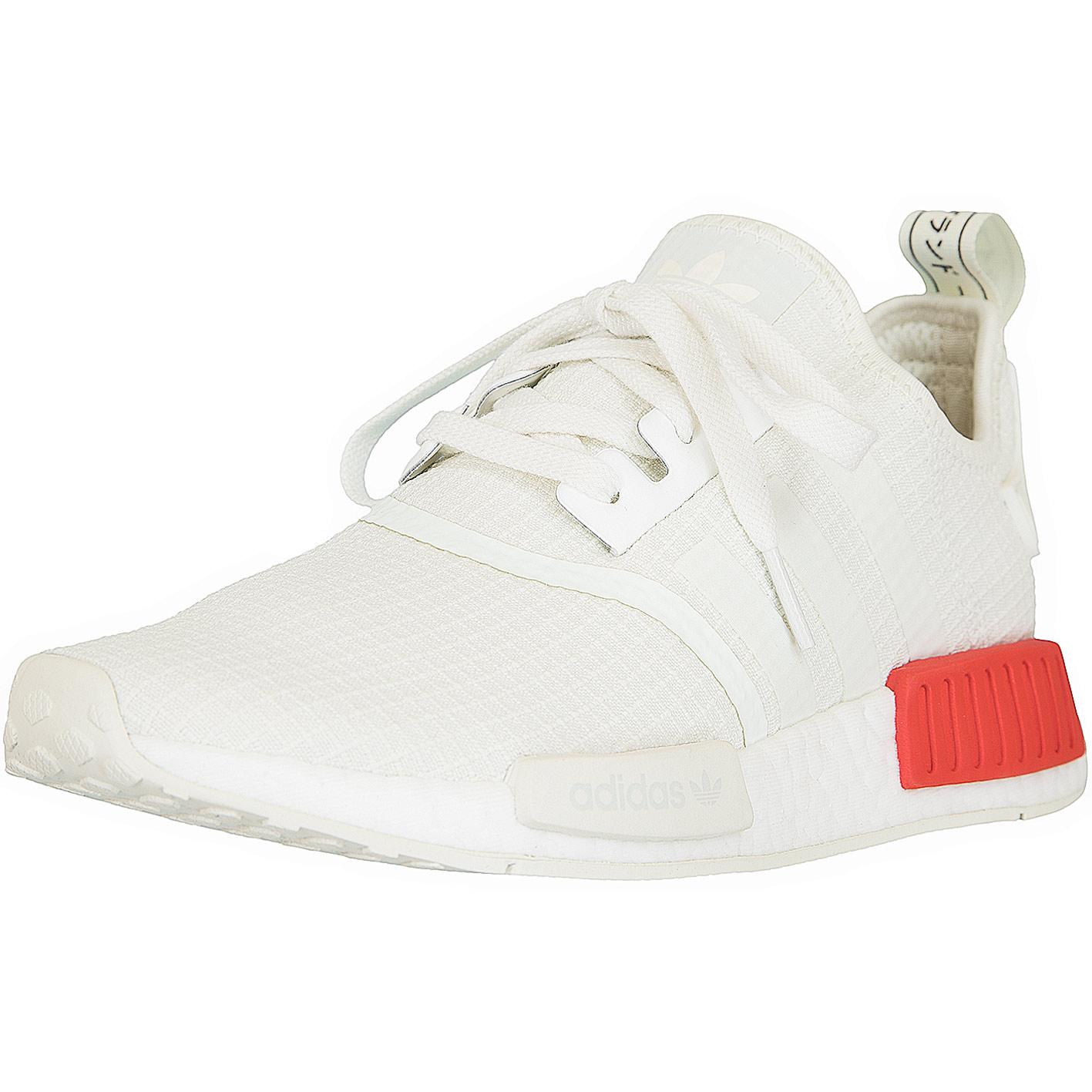 adidas nmd r1 weiß rot
