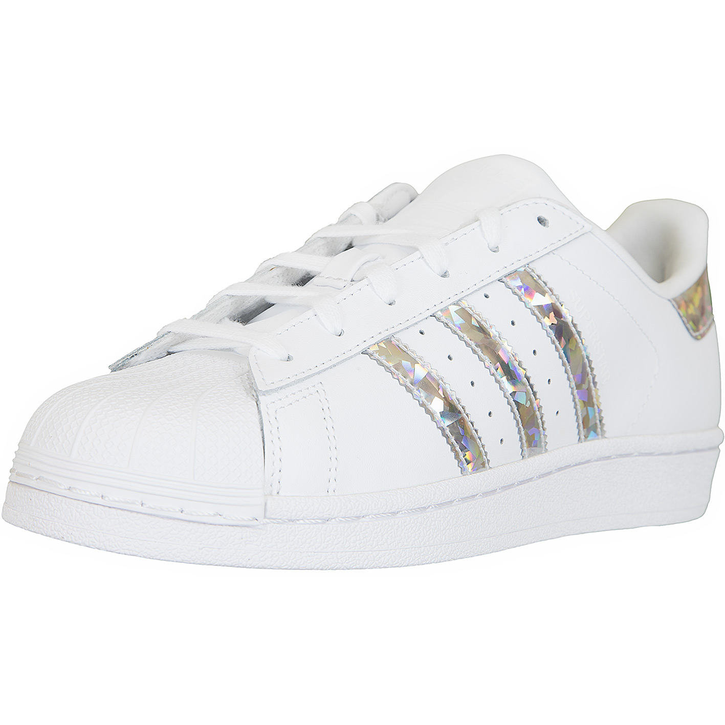 outlet store sale reasonably priced best selling Adidas Originals Damen Sneaker Superstar weiß/silber