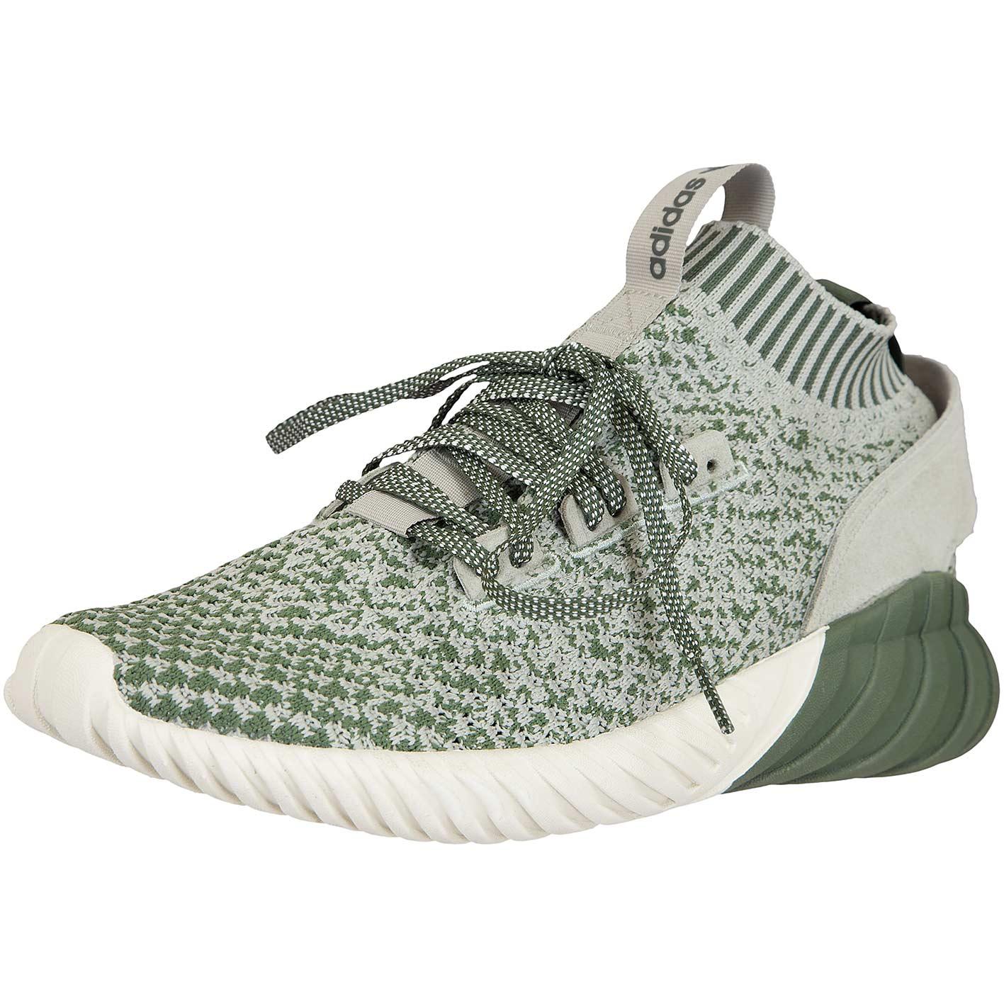 Sneaker Tubular Doom Grüngrau Sock Adidas Originals 8ZXN0PkwnO